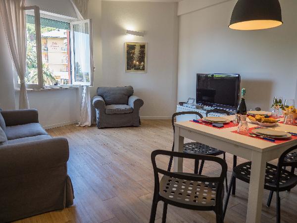 Scimiscià 2-bedroom Apartment with AC