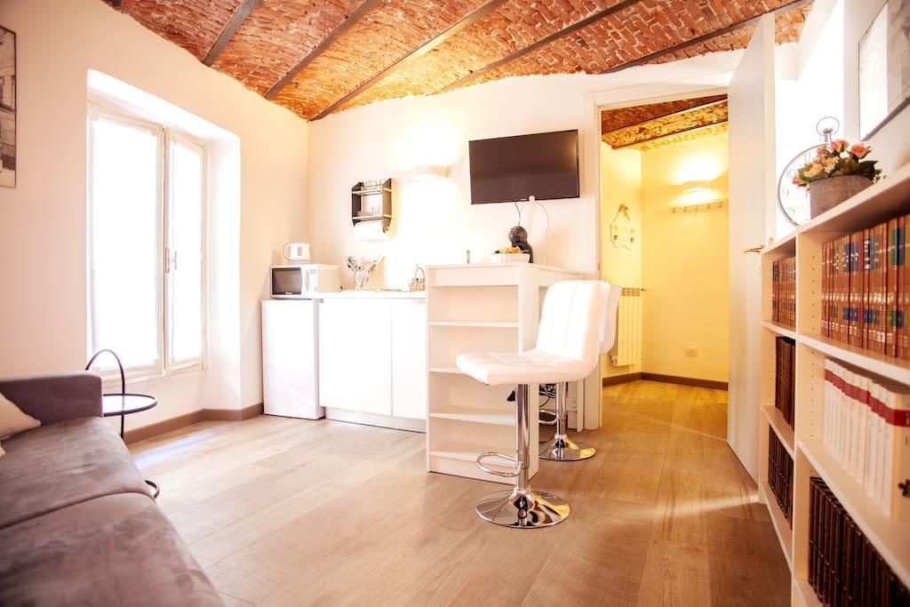 Medea - Peaceful Arco della Pace flat Milano 2pax