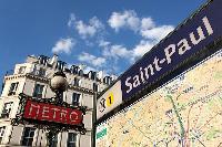 nearby saint-Paul Metro