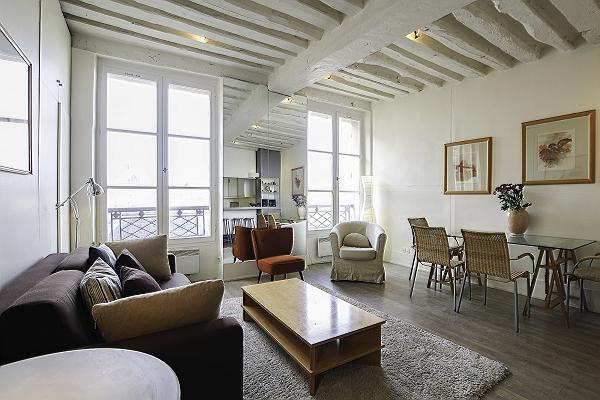 Saint Germain des Pres - Gueneguaud Penthouse