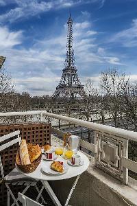 fabulous Tour Eiffel - Trocadero Albert de Mun