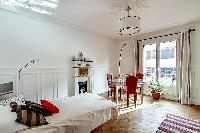 breezy and bright Passy - Trocadero I luxury apartment