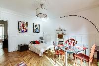 nicely furnished Passy - Trocadero I luxury apartment