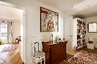 nice furnishings in Passy - Trocadero I luxury apartment