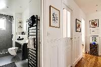 neat interiors of Passy - Trocadero I luxury apartment