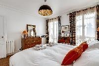 lovely bedroom of Passy - Trocadero I luxury apartment