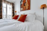 awesome bedroom of Passy - Trocadero I luxury apartment