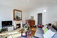 nice drawing room of Passy - Trocadero I luxury apartment