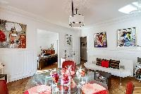 interesting decorative pieces in Passy - Trocadero I luxury apartment