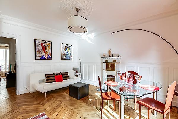 beautiful Passy - Trocadero I luxury apartment and vacation rental