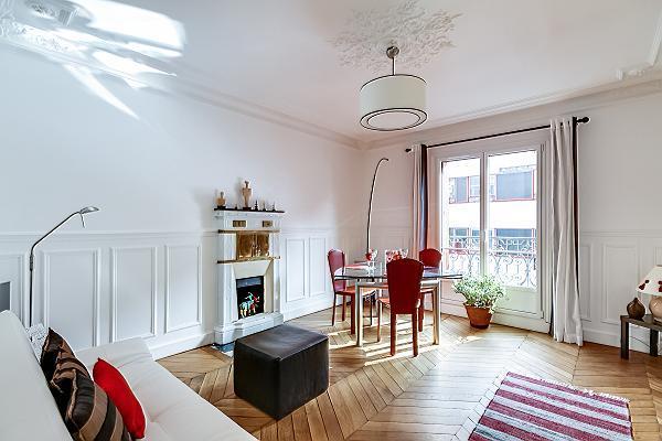 bright and breezy Passy - Trocadero I luxury apartment