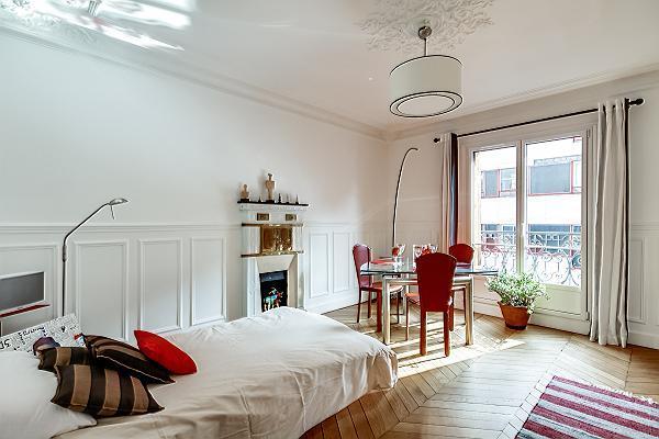 breezy and bright Passy - Trocadero I luxury apartment