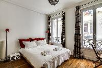 awesome access to the balcony of Passy - Trocadero II luxury apartment
