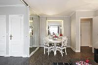 tasteful furnishings in Trocadero - Sablons luxury apartment