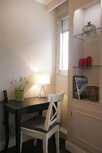 peaceful corner in Trocadero - Sablons luxury apartment