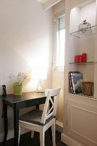 quiet corner in Trocadero - Sablons luxury apartment