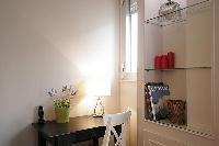 neat interiors of Trocadero - Sablons luxury apartment