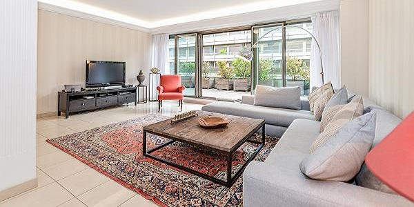 Champs Elysees - Foch 4 bedrooms *