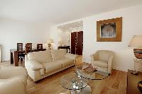 neat furnishings in Trocadero - Poincare luxury apartment