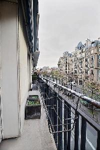 nice balcony of Saint Germain des Prés - Luxembourg Raspail luxury apartment