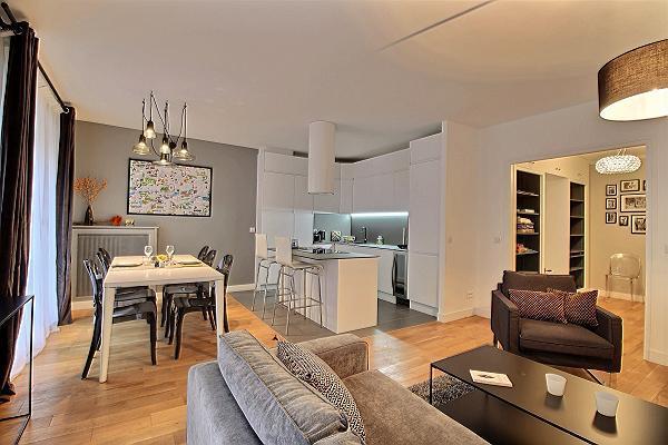 lovely Saint Germain des Prés - Luxembourg Raspail luxury apartment