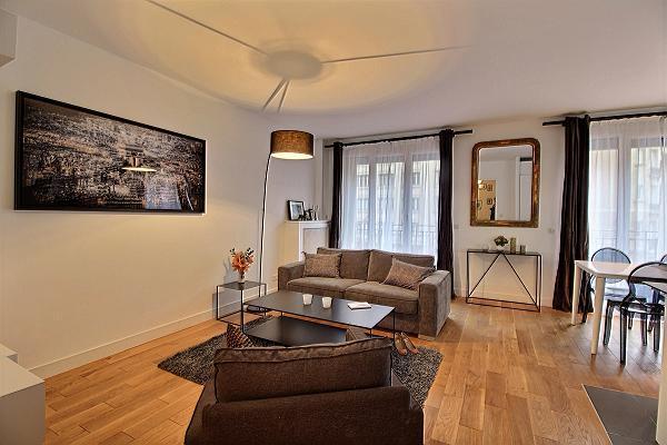 neat Saint Germain des Prés - Luxembourg Raspail luxury apartment and vacation rental