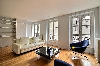 luminous 3-bedroom Paris luxury apartment