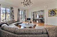 awesome Trocadero - Georges Mandel luxury apartment and vacation rental
