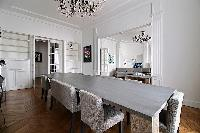 well-appoined Trocadero - Georges Mandel luxury apartment