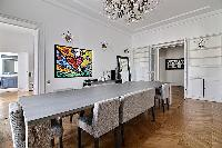 spacious Trocadero - Georges Mandel luxury apartment