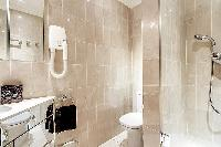 fresh and clean bathroom in Trocadéro - Poincaré 3 Bedrooms II luxury apartment