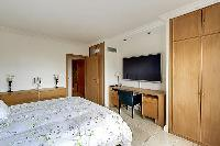 nice bedroom in Trocadéro - Poincaré 3 Bedrooms II luxury apartment