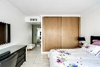 fresh and clean bedding in Trocadéro - Poincaré 3 Bedrooms II luxury apartment