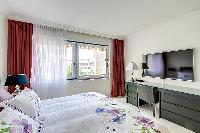 cool TV in Trocadéro - Poincaré 3 Bedrooms II luxury apartment