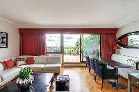 awesome Trocadero - Poincaré 2 bedrooms luxury apartment