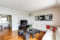 charming Trocadero - Poincaré 2 bedrooms luxury apartment