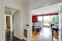 lovely and large Trocadero - Poincaré 2 bedrooms luxury apartment