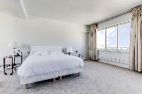clean bed linens in Saint Germain des Prés - Penthouse View luxury apartment