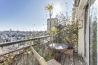 wonderful view from Saint Germain des Prés - Penthouse View luxury apartment