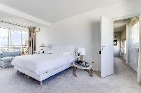 nice bedroom in Saint Germain des Prés - Penthouse View luxury apartment