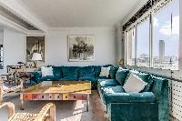 nice Saint Germain des Prés - Penthouse View luxury apartment and vacation rental