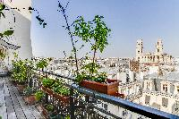 nice terrace of Saint Germain des Prés - Penthouse View luxury apartment