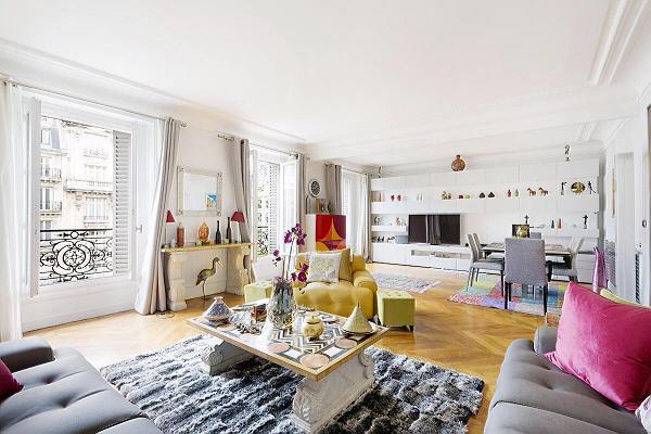 Champs Elysées - Kleber 4 Bedrooms *