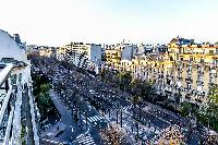 awesome view of the neighborhood from Trocadero - Mandel 4 bedrooms luxury apartment