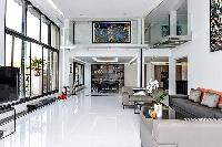 cool multilevel Trocadero - Mandel 4 bedrooms luxury apartment
