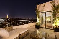 chic and charming Passy - Raphael 3 Bedrooms luxury apartment