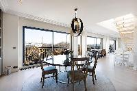 sunny and airy Passy - Raphael 3 Bedrooms luxury apartment