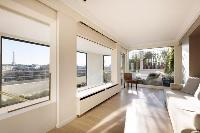 bright and breezy Passy - Raphael 3 Bedrooms luxury apartment