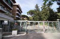 cool neighborhood of Rome Vatican I luxury apartment