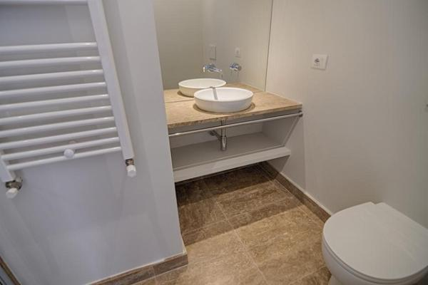 spic-and-span bathroom in Rome Vatican I luxury apartment luxury apartment